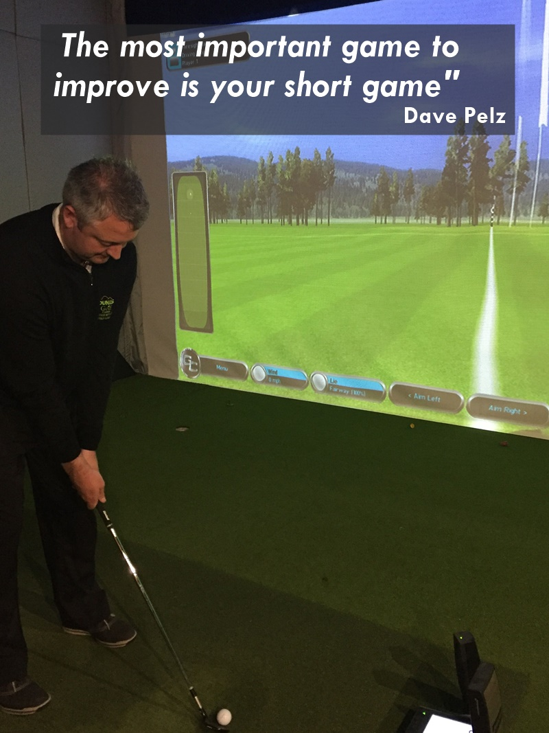 Improve your scores – guaranteed! – Dunes Golf Centre