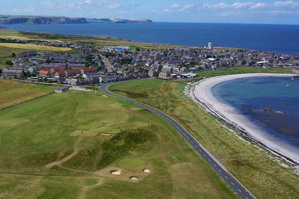 Roseheraty Golf Club Aerial View