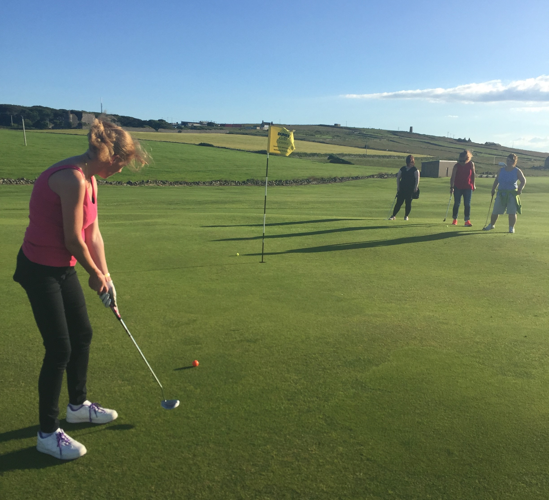 love.golf golf coaching in Fraserburgh