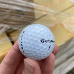 Taylormade Tour Balls in play now!