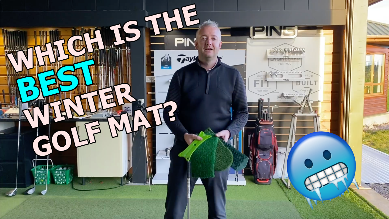 Which is the best winter golf mat?
