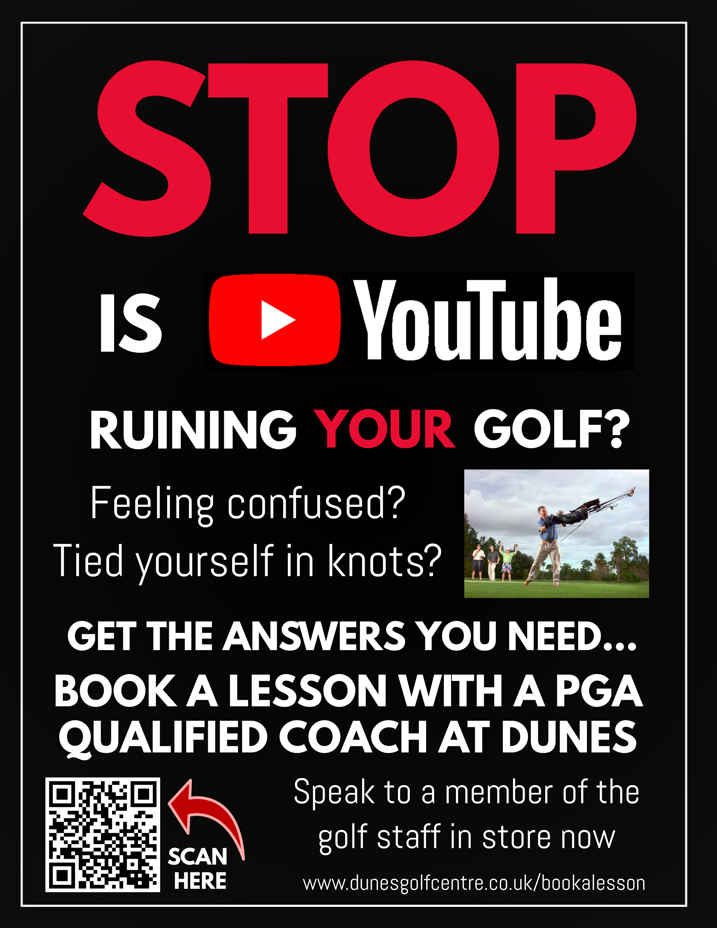 Is youtube ruining your golf
